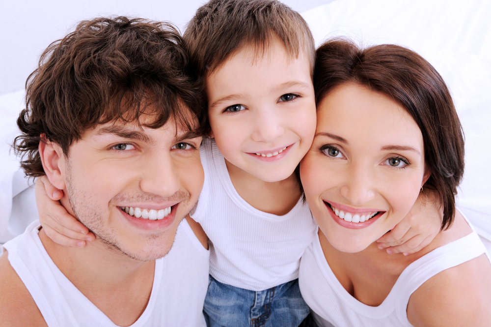 We'll help you achieve a smile to be proud